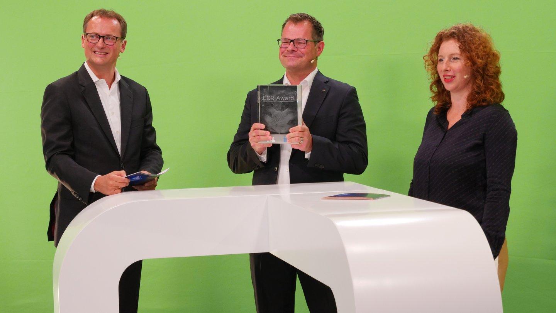 Held:innen der Stunde ECR Award 2021 Foto: GS1 Germany